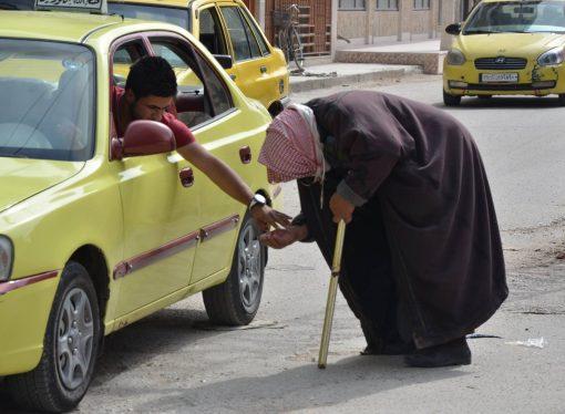 آلية جديدة للتعامل مع المتسولين والمشردين في دمشق