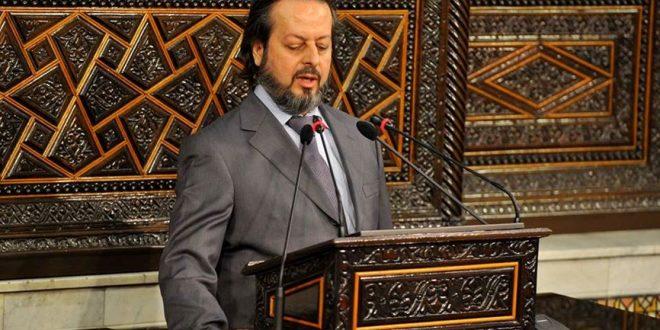 عضو في مجلس الشعب يطالب بالاستقلال الحضاري من الارث العثماني كرد على سياسة التتريك في الشمال