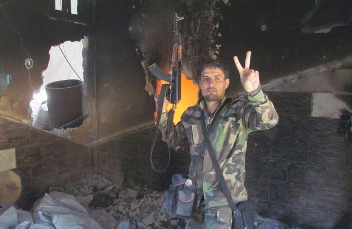 رسالة من مقاتل جريح في الجيش العربي السوري إلى رئيس مجلس الوزراء …