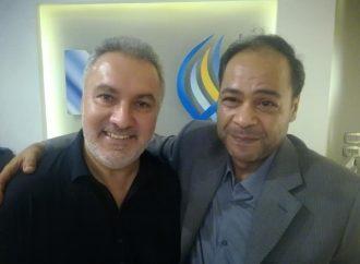 مدير أخبار قناة سما ينفي ما يشاع عن رجل الأعمال محمد حمشو
