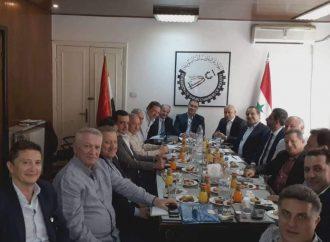 اتحاد غرف الصناعة يشكل لجنة المصدرين الصناعيين المركزية