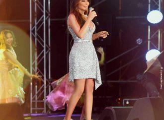 إليسا بصدد إصدار ألبومها الجديد من ١٢ أغنية