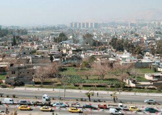محافظة دمشق: الإعلان عن قيم العقارات للمنطقة التنظيمية الثانية خلف الرازي نهاية الشهر الجاري