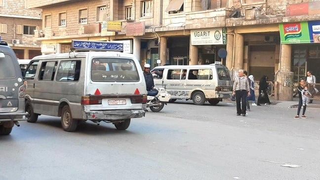 سادكوب تحرم سرافيس حماة من 50 ليتر شهرياً من مخصصاتهم.. العمر: 1800 مخالفة الشهر الماضي
