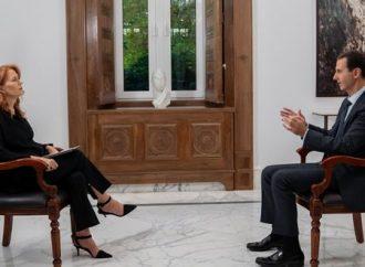 الرئيس الأسد: أوروبا كانت اللاعب الرئيسي في خلق الفوضى في سورية