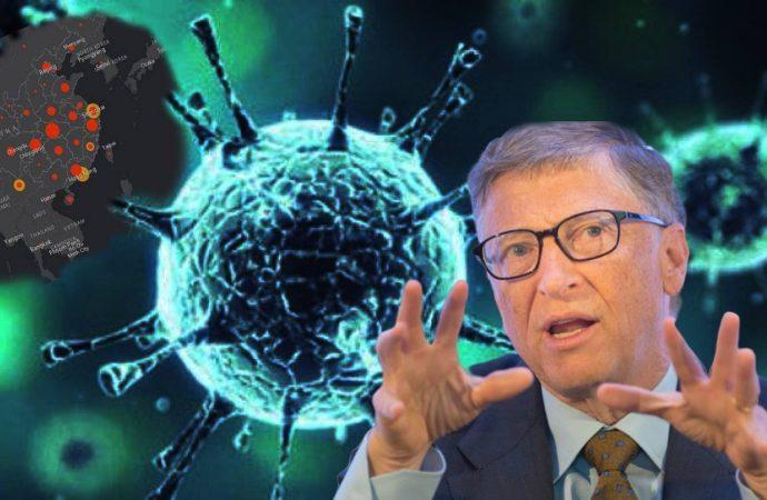 """بيل غيتس تنبأ بفيروس مماثل لـ""""كورونا"""" قبل عام وتوقع بأن يتسبب بمقتل 33 مليون شخص"""