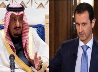 اللقاء في الرياض أم في دمشق؟