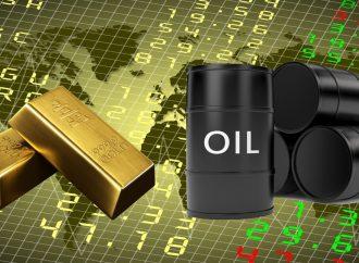 """""""كورونا"""" يخفض سعر النفط ويرفع الذهب"""