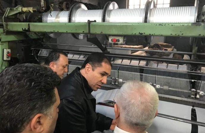 قرار كارثي دمّر الصناعة النسيجية..!! الشهابي: هكذا تُتَّخذ القرارات الاقتصادية المصيرية في وطننا