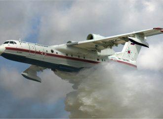 معلومات تتحدث عن ارسال طائرتي إطفاء روسية إلى سورية للمساعدة في إخماد الحرائق