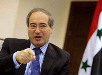 المقداد وزيراً للخارجية والجعفري نائباً له.. والصباغ مندوباً دائماً لسورية لدى الأمم المتحدة