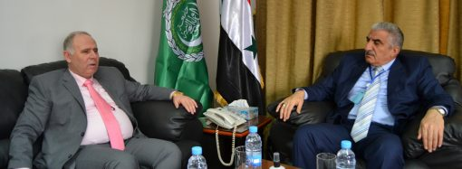 أكساد ووزارة الموارد المائية تتفقان على تحقيق نهضة مائية في سورية