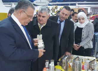 العسل في مدينة الياسمين.. 34 نحالاً يعرضون منتجاتهم في صالة الجلاء بدمشق