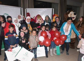 """تحت شعار """"أطفالنا أبطال"""" وبمناسبة اليوم العالمي لسرطان الأطفال… بنك سورية الدولي الإسلامي يقيم يوماً ترفيهياً لأطفال مرضى السرطان"""