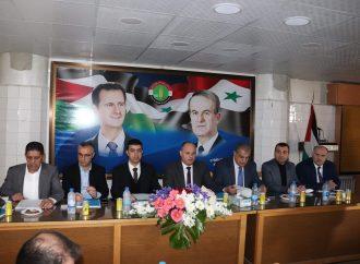 """تحت شعار """" تأمين الأمن الغذائي الآمن وحماية الثروة الحيوانية"""" فرع دمشق لنقابة الأطباء البيطريين يعقد مؤتمره السنوي اليوم"""