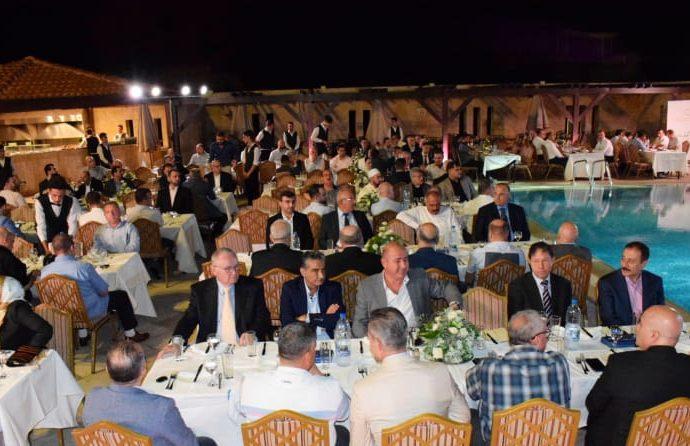 بنك سورية الدولي الإسلامي يقيم حفل عشاء لعملائه في حلب